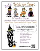 10-11-2017, Safe Trick Or Treat, and Vendor Show, at Walk In Art Center, Schuylkill Haven